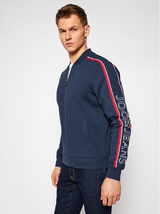 Joop! Jeans Džemperis 15 Jjj-51Sheldon 10011046 Tamsiai mėlyna Regular Fit