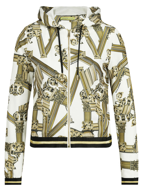 Versace Jeans Versace Jeans Μπλούζα B6HTB766 Έγχρωμο Regular Fit