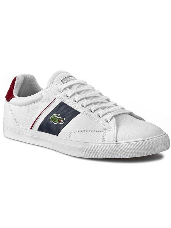 Lacoste Lacoste Sneakersy Fairlead Urs Spm 7-29SPM2018X96 Biały