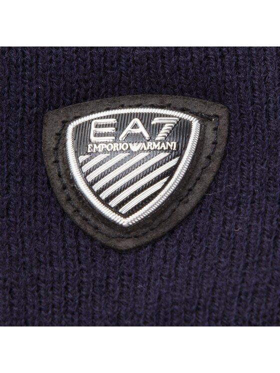 EA7 Emporio Armani EA7 Emporio Armani Čiapka 275806 8A303 02836 M Tmavomodrá