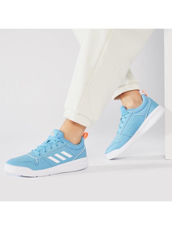 adidas adidas Buty Tensaur S24040 Niebieski