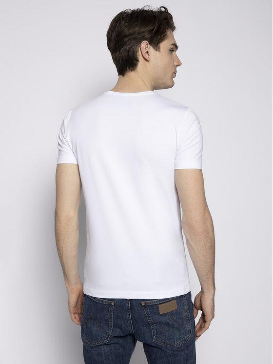 Iceberg Iceberg T-Shirt 20EI1P0F01B6309 Weiß Regular Fit