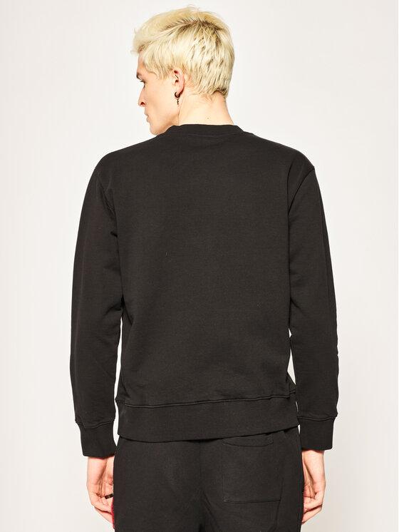 Just Cavalli Just Cavalli Sweatshirt S01GU0116 Schwarz Regular Fit