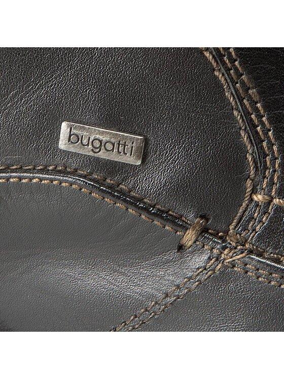 Bugatti Bugatti Ботуши Mulhouse Nappa T5235-1 Черен