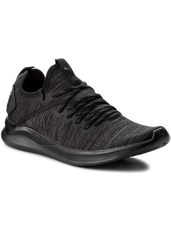 Puma Puma Παπούτσια Ignite Flash EvoKnit 190508 05 Μαύρο