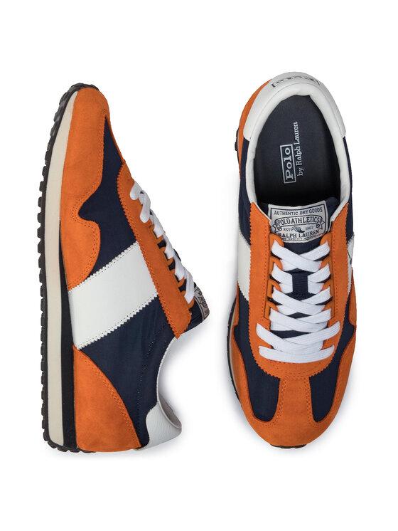 Polo Ralph Lauren Polo Ralph Lauren Laisvalaikio batai Train 90 809755192005 Oranžinė
