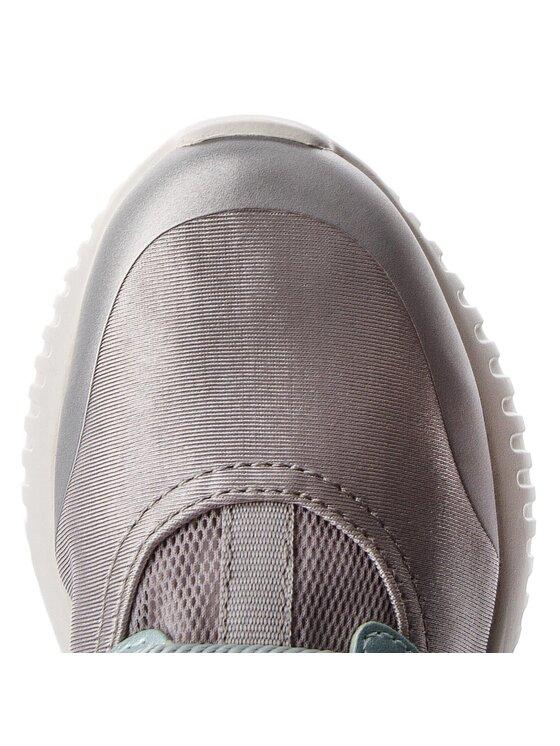Geox Geox Sneakers J Waviness G. B J826DB 015NF C1007 S Argent