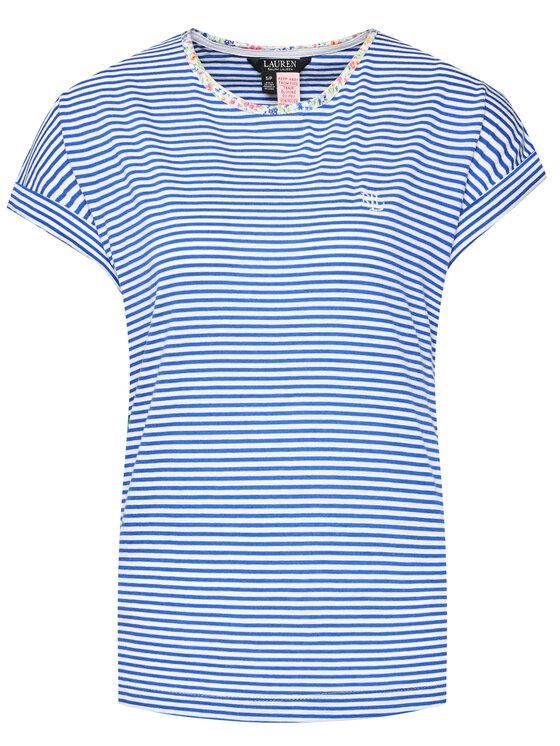 Lauren Ralph Lauren Lauren Ralph Lauren Pijama 2 Pc ILN12057 Albastru