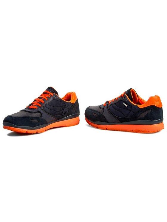 Geox Geox Обувки U Sandro B ABX A U44S7A 022FU C4002 Син