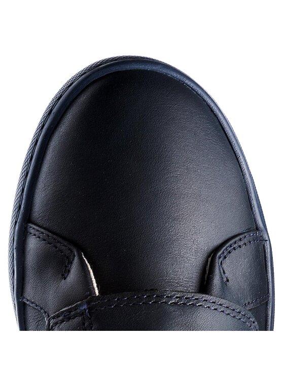 Clarks Clarks Sneakersy City Oasis 261340657 Granatowy