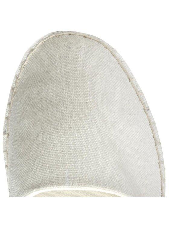 Calvin Klein Jeans Calvin Klein Jeans Espadrillas Genna RE9517 Bianco