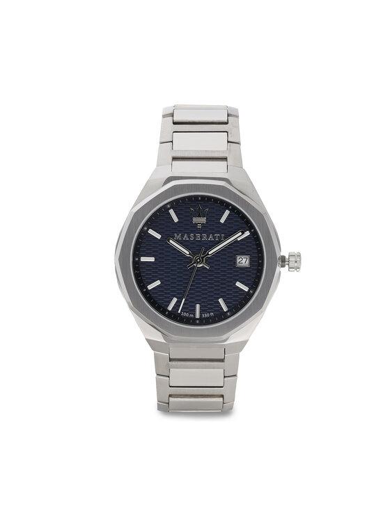 Maserati Laikrodis Stile R8853142006 Sidabrinė