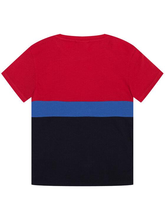 Napapijri Napapijri T-Shirt K Saloy Cb NP0A4EQE S Kolorowy Regular Fit