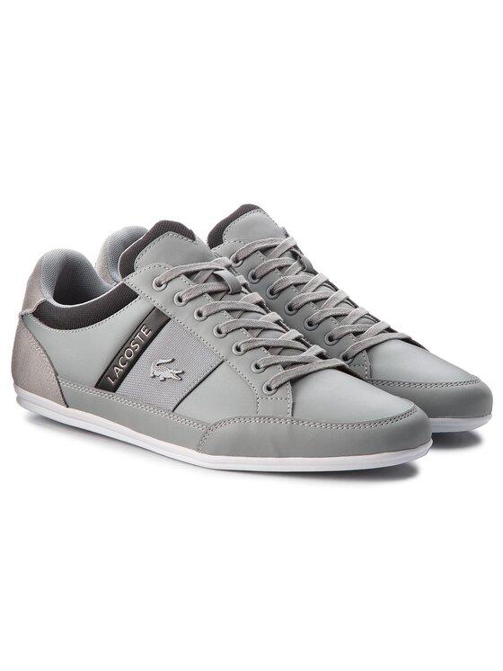 Lacoste Lacoste Sneakersy Chaymon 318 3 Us Cam 7-36CAM0011276 Szary