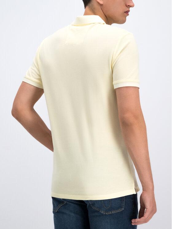 Calvin Klein Jeans Calvin Klein Jeans Pólóing J30J313566 Sárga Slim Fit