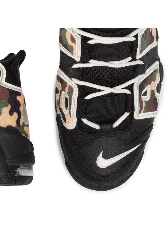 Nike Nike Batai Air More Uptempo '96 Qs Su19 CJ6122 001 Juoda