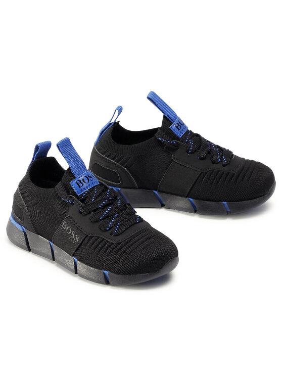 Boss Boss Sneakersy J29217 M Czarny