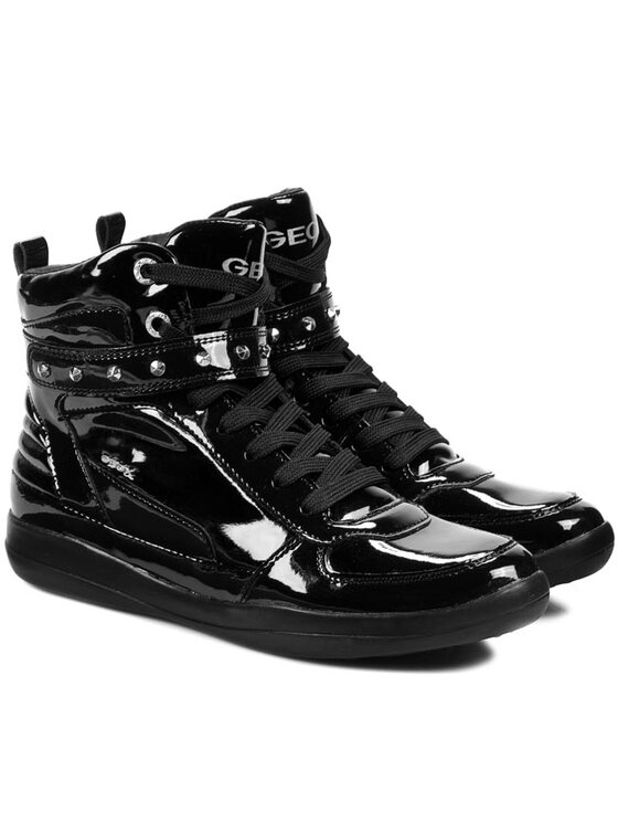 Geox Geox Pantofi J Hyperspace A J4227A 000HH C9999 Negru