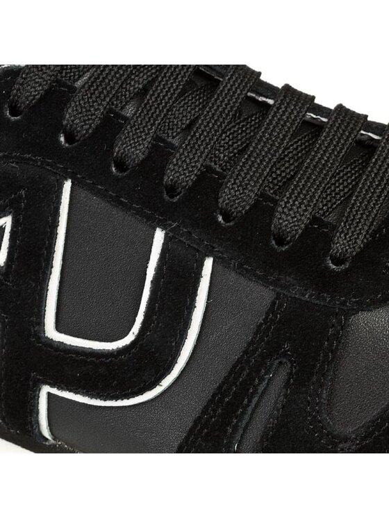 Armani Jeans Armani Jeans Laisvalaikio batai Z6506 14 12 Juoda