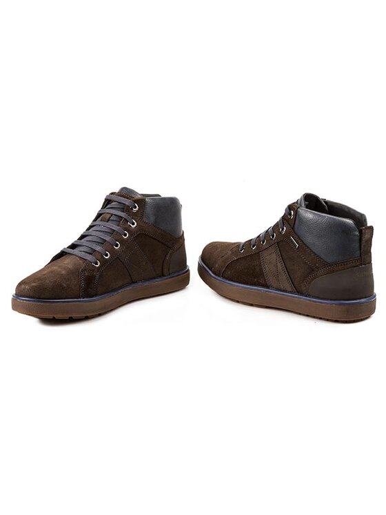 Geox Geox Обувки U Mattias B Abx D U44T1D 0023 C6004 Кафяв