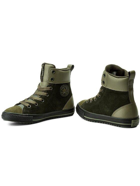 Converse Converse Kotníková obuv Ctas Asphalt Boot Hi 658069C Zelená