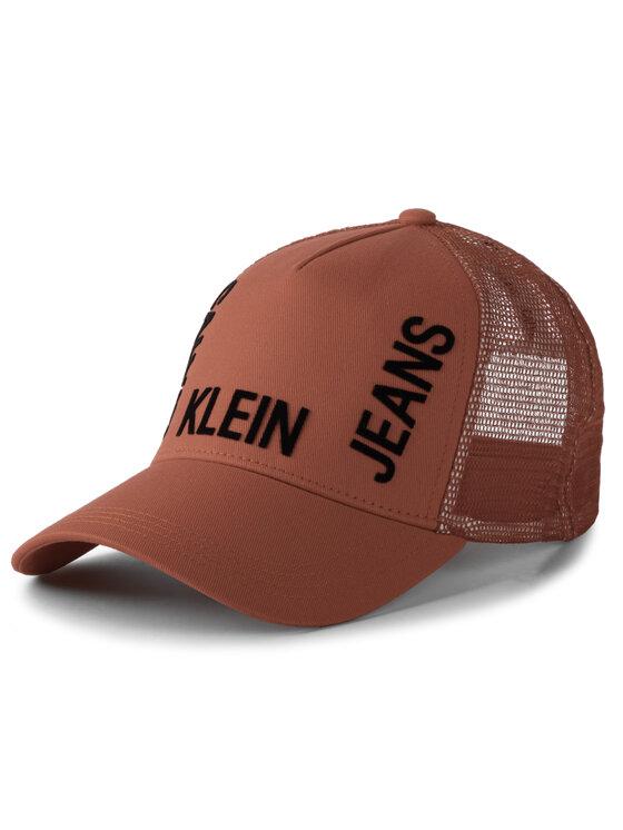 Calvin Klein Jeans Calvin Klein Jeans Kepurė su snapeliu J Trucker Mesh Cap K50K504321 Raudona