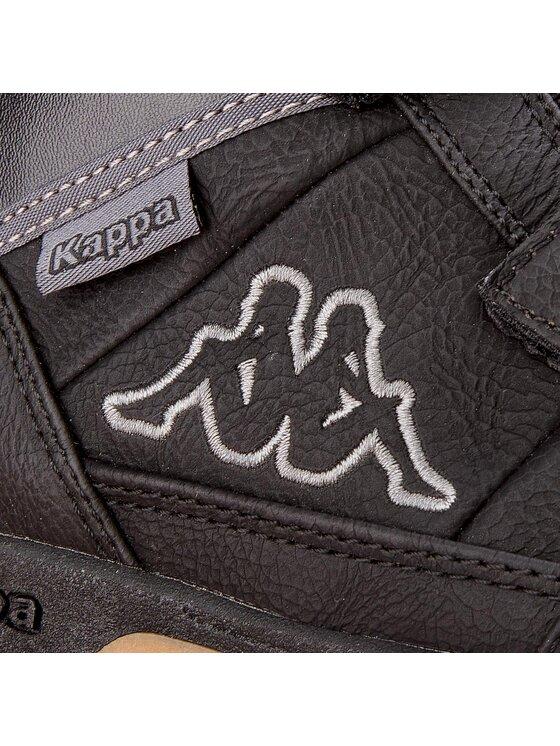 Kappa Kappa Обувки Bright Mid K 260239K Черен