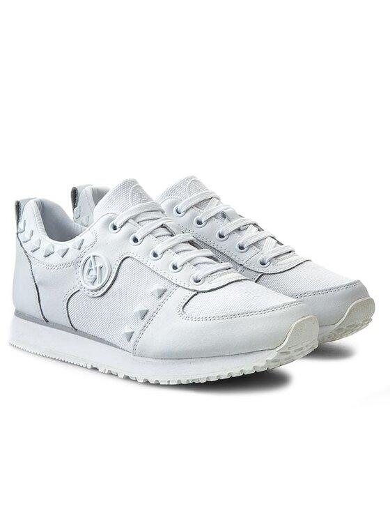 Armani Jeans Armani Jeans Sneakers A55B1 22 10 Blanc