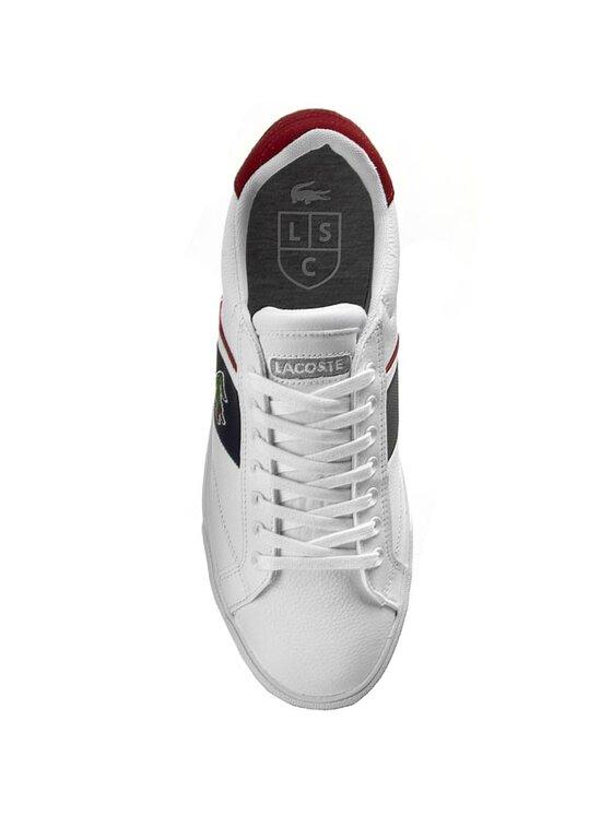 Lacoste Lacoste Sneakers Fairlead Urs Spm 7-29SPM2018X96 Bianco