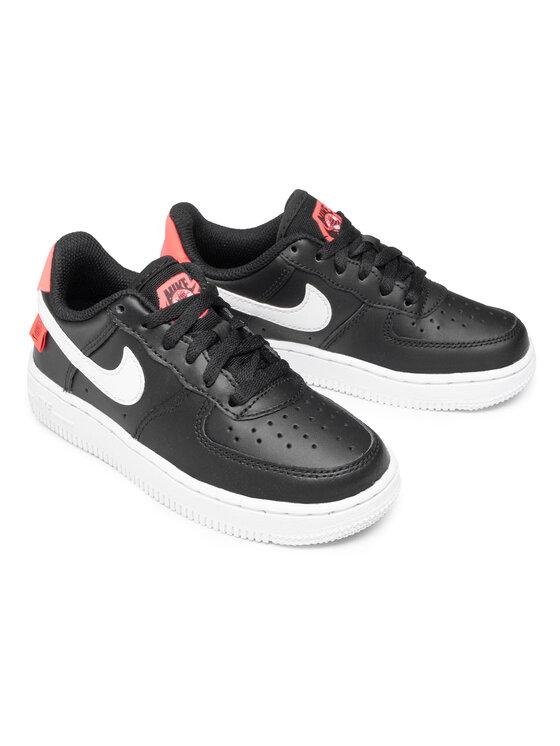 Nike Nike Buty Force 1 Ww (PS) CN8539 001 Czarny