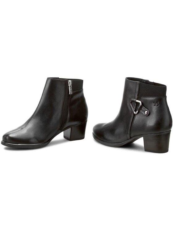 Caprice Caprice Členková obuv 9-25348-27 Čierna