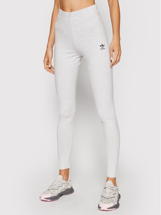 adidas Leginsai Essentials GN8270 Pilka Slim Fit