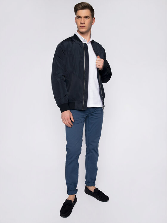 Trussardi Jeans Trussardi Jeans Polo 52T00348 Blanc Regular Fit