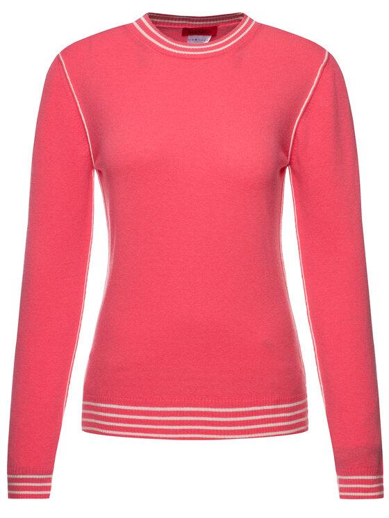 MAX&Co. MAX&Co. Megztinis Domanda 63649719 Rožinė Regular Fit