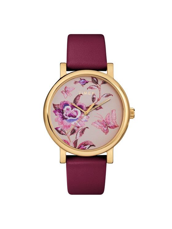 Timex Laikrodis Full Bloom TW2U19200 Violetinė
