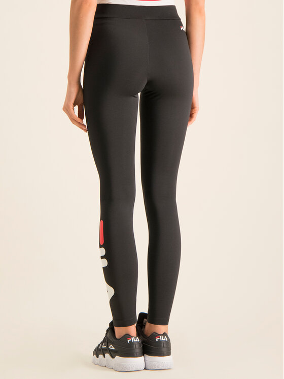Fila Fila Leggings 681826 Nero Slim Fit