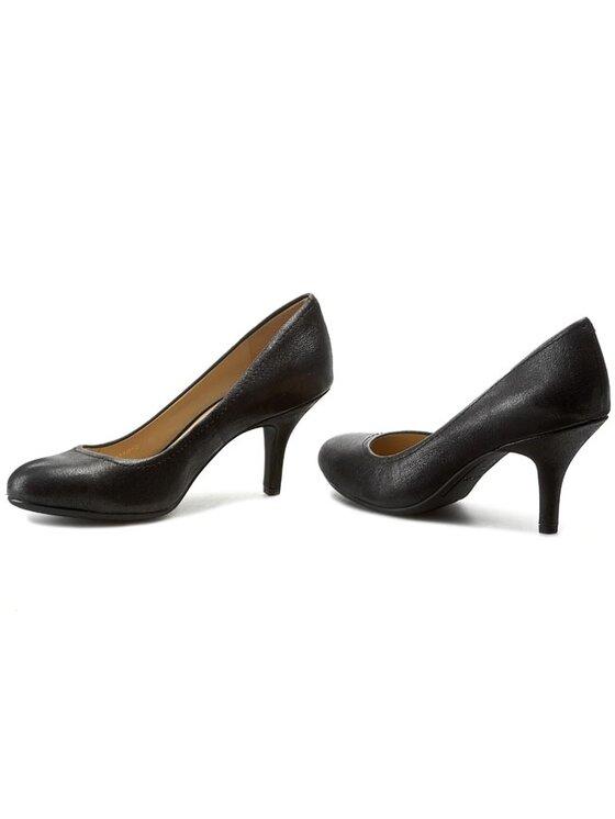 Geox Geox Обувки D Donyale D D44B9D 000MW C9999 Черен