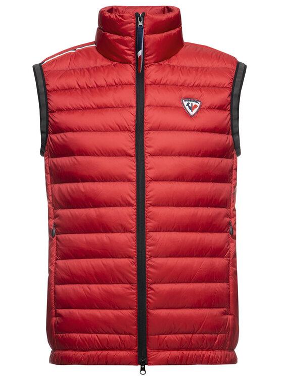Rossignol Rossignol Kamizelka Verglas Vest RLIMJ52 Czerwony Regular Fit