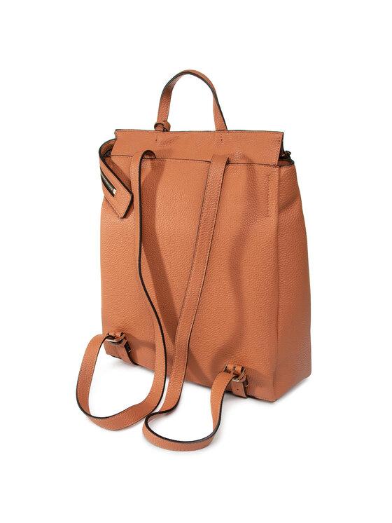 Calvin Klein Calvin Klein Plecak Sided Backpack K60K606348 Brązowy