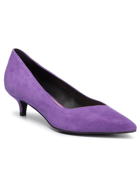 Gino Rossi Gino Rossi Обувки на ток Kasumi DCI746-CQ2-0760-6300-0 Виолетов