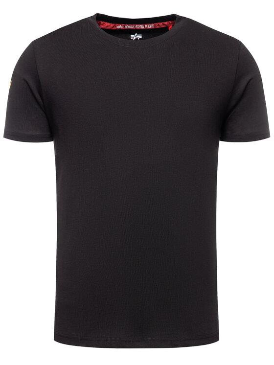 Alpha Industries Alpha Industries T-shirt Nasa 176506 Noir Regular Fit