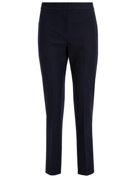 MAX&Co. MAX&Co. Παντελόνι υφασμάτινο 71340619 Σκούρο μπλε Regular Fit
