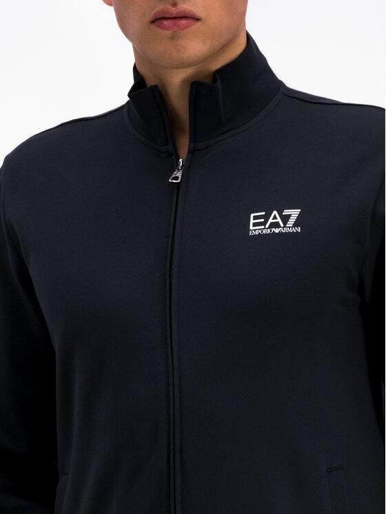 EA7 Emporio Armani EA7 Emporio Armani Μπλούζα 3GPM54 PJ05Z 1578 Σκούρο μπλε Regular Fit