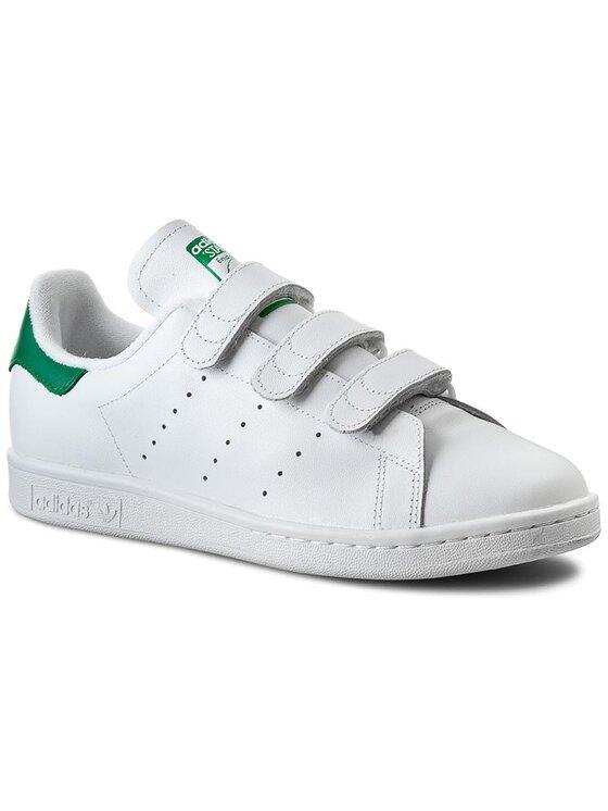 adidas adidas Batai Stan Smith CF S75187 Balta