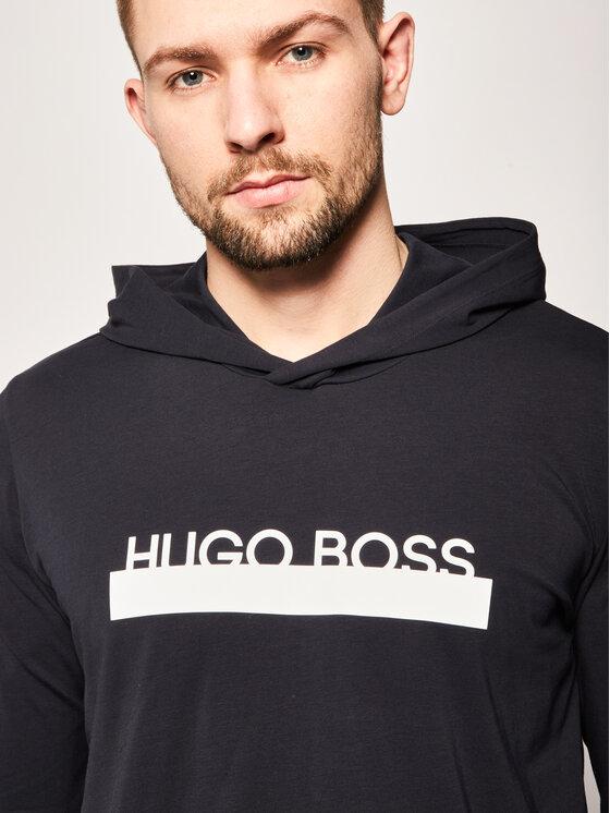 Boss Boss Sweatshirt Identity LS 50429232 Dunkelblau Regular Fit