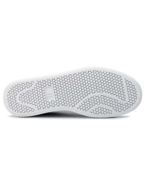Trussardi Trussardi Jeans Sneakersy 79A00423 Černá