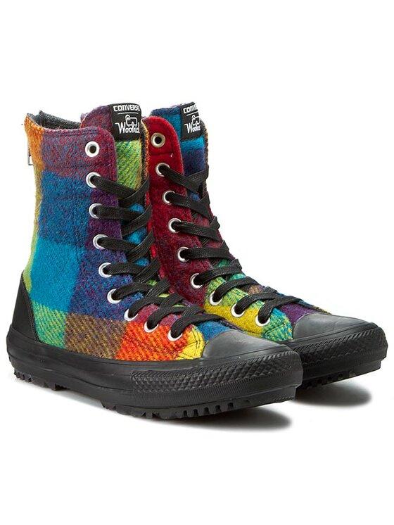 Converse Converse Plátěnky Ct Hi-Rise Boot 549687C Barevná