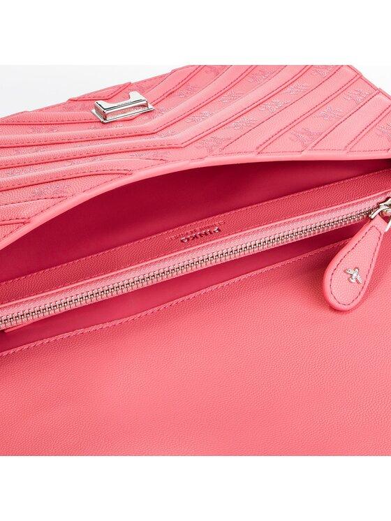 Pinko Pinko Torebka Love Stripes 2 Tracolla PE 19 PLTT 1P21A9 Y5F3 Różowy