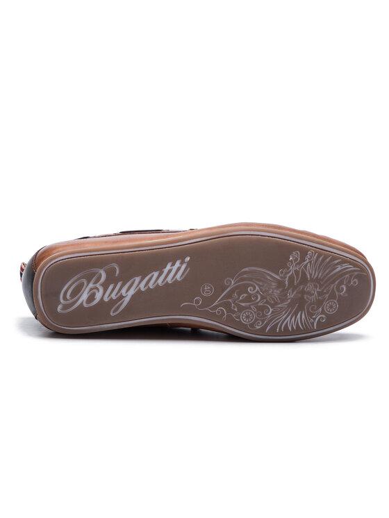 Bugatti Bugatti Mokasíny 321-70461-4110-6341 Hnedá