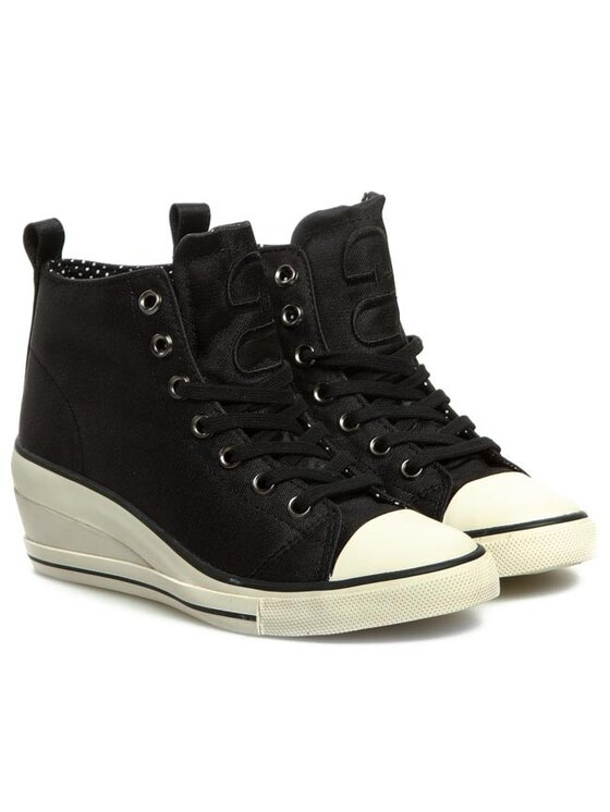 Guess Guess Sneakers FL1FB2 FAB12 Nero